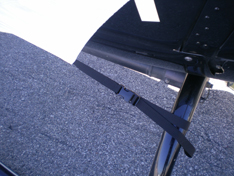 Astar AS350 sun shade helicopter cover