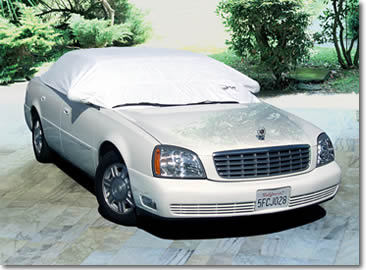 car cover sun shade cadillac